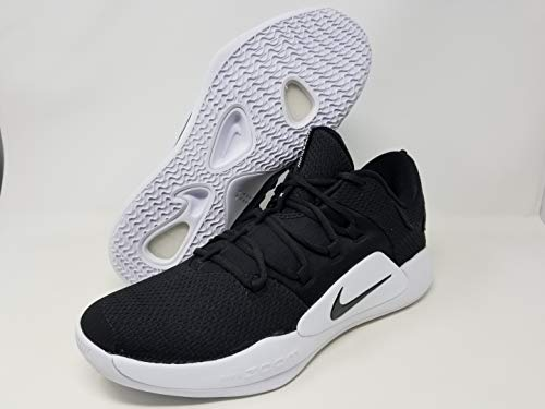 a4f8b7293d59 Nike Men s Hyperdunk X Low Team Basketball Shoe Black White Size 14 M US