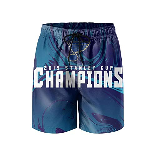LHSMNCZIRW Man's Summer Swimming Trunks Casual Shorts Personalized Casual Swim Short