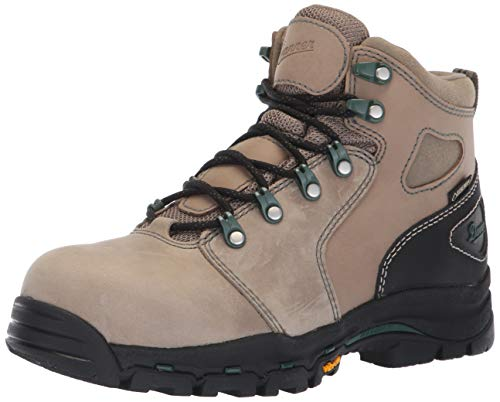"""Danner Women's Vicious 4"""" NMT Ankle Boot, Brown/Green"""