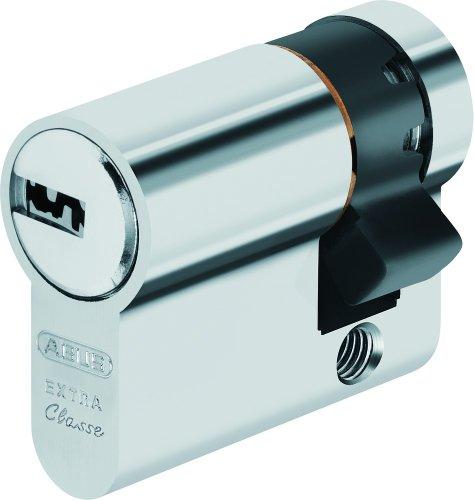 ABUS 150555 Profile Door Cylinder Lock EC850N 10/30 vs by Abus