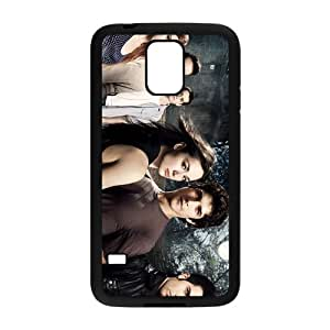 Hot TV Play Series&Teen Wolf Background Case Cover for SamSung Galaxy S5 - Hard PC Back&4 sides TPU Protective Case Shell-Perfect as gift
