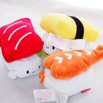 Shrimp Sushi - Sushi Cushion 6