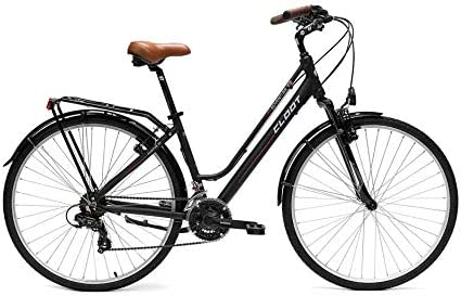 CLOOT Bicicleta Hibrida Adventure 7.2 con Shimano 21V y Suspension ...