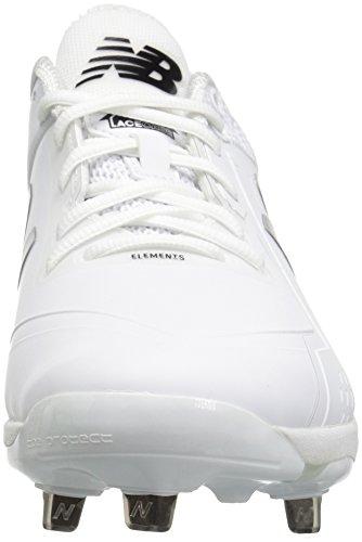 Shoe New Black Metal L4040v4 Baseball Men's White Balance rqCXxqS