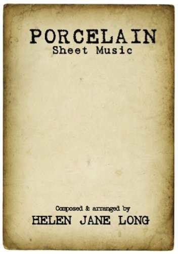 Porcelain Piano Sheet Music ()