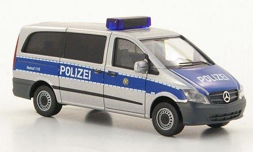 mercedes vito bus polizei hessen 2010 modellauto fertigmodell herpa 187 amazonde spielzeug - Polizei Bewerbung Hessen