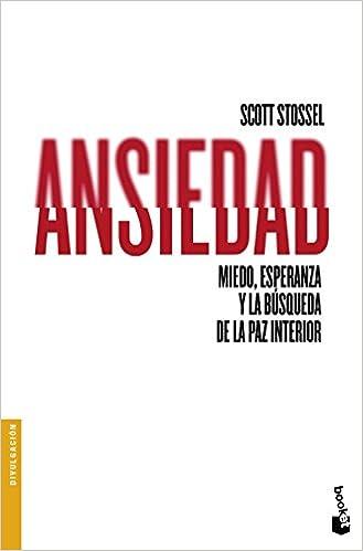 Ansiedad: Miedo, esperanza y la búsqueda de la paz interiorhttps://amzn.to/2NZHGnR