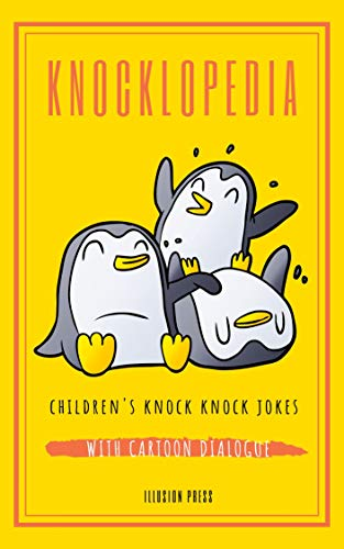Knocklopedia: Children's Knock Knock Jokes with Cartoon -