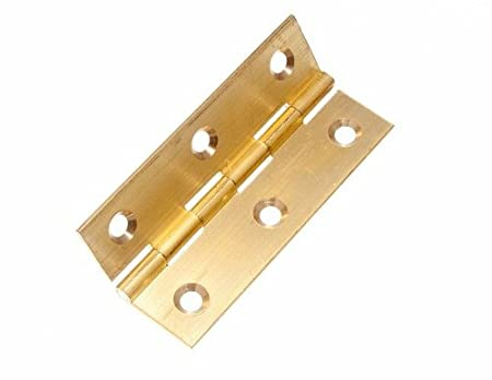 tee Hinges pack of 2 for Shed Doors or Gates Hinge size 4 inch i bzp free p/&p
