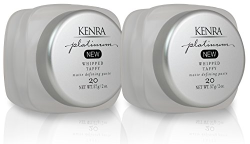 Web Pomade (Kenra Whipped Taffy #20, 2-Ounce (2-Pack))
