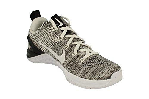 Mujer De Deporte Nike Eu Para 2 White Wmns 100 Dsx Flyknit 38 Zapatillas Metcon black Blanco Ywq0SqTxz