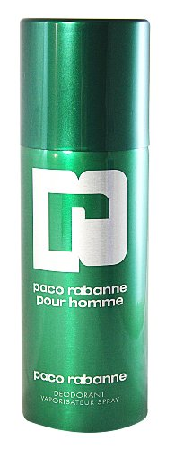 Paco Rabanne By Paco Rabanne For Men. Deodorant Spray 5 Ounces by Paco Rabanne