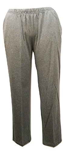 815aa6197fa29 White Stag Womens Knit Pull-On Casual Pants (Regular Plus   Petite ...