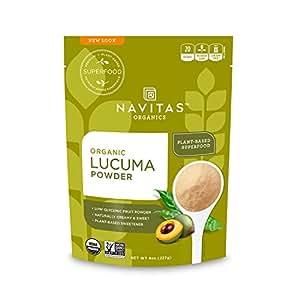 Navitas Organics Lucuma Powder, 8 Ounce