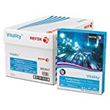 Vitality Multipurpose Printer Paper, 8 1/2 x 11, White, 5,000 Sheets/CT, Sold as 2 Carton, 10 Ream per Carton