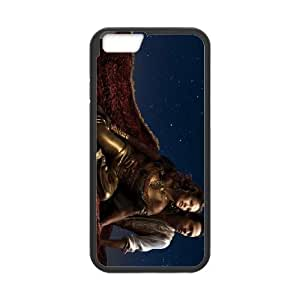 where a whole new world awaits iPhone 6 4.7 Inch Cell Phone Case Black yyfD-063747