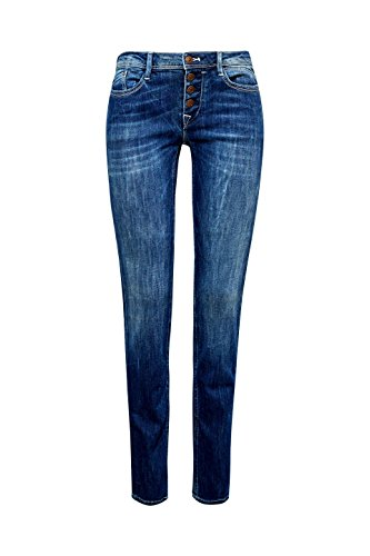 by Femme Jean Wash Esprit 901 Slim Dark Bleu edc Blue TdqIq