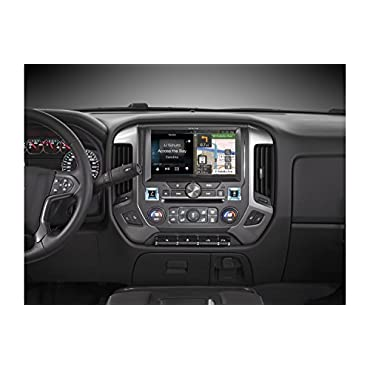 Alpine X110-SLV In-Dash Restyle System for Chevrolet Silverado