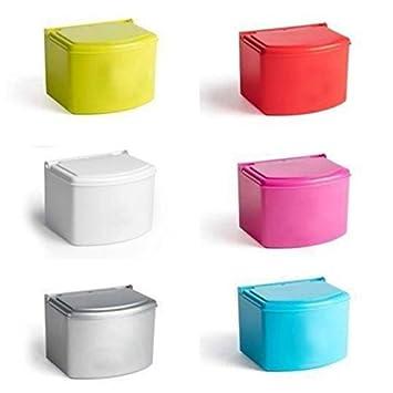 Set de 3 Cajaespecias Sal Sucre Té Cocina Plástico Cajas y ...