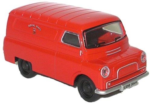 Oxford Diecast Bedford Ca Van Royal Mail - 1/76 Oo Scale Diecast Model ()