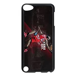 Generic Cell Phone Cases For Ipod Touch 5 Cases Design With 2015 NBA #13 James Harden Houston Rocket niy-hc827527