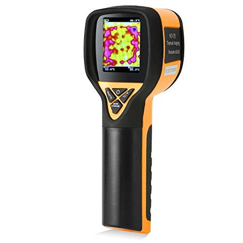 Handheld Infrared Thermal Imaging Camera 32X32 IR Resolution 1024 Pixels Digital Display Temperature -20℃ to 300℃ OE ()