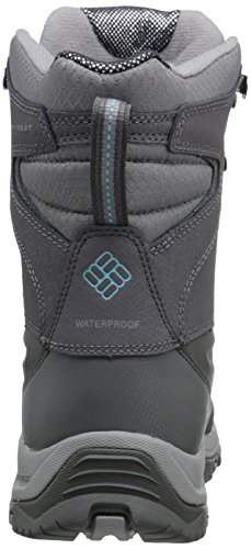 Columbia Bugaboot Plus III Omni-Heat, Women's Multisport Outdoor Shale/Aqua