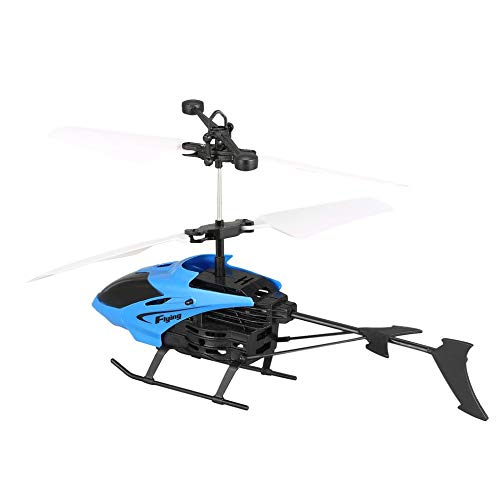 JesseBro76 D715 Flying Mini infrarrojo RC helicóptero Drone LED ...