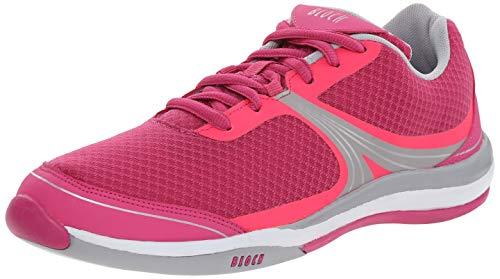 Bloch Women's Element Cross Trainer, Pink, 8 Medium US]()