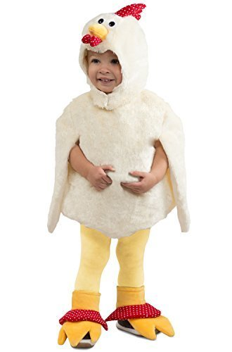 Princess Paradise Reese The Rooster Costume, Extra