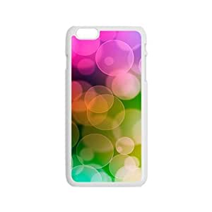 Zheng caseColorful bubbles Phone Case for iPhone 6