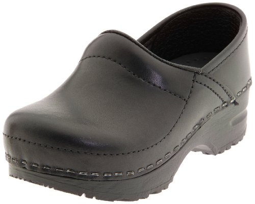 Sanita Gitte Cabrio Clog (Toddler/Little Kid/Big Kid),Black,25 EU(10 M US Toddler) by Sanita