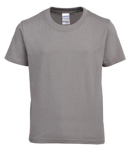 Gildan Softstyle ™ Youth Ringspun T-Shirt Charcoal M