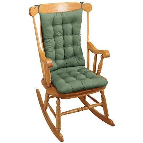 Miles Kimball Solid Rocker Set - Green
