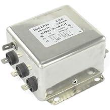 DealMux 10A Rated Current AC 440V HT531-10-L8-C31 EMI Filter New