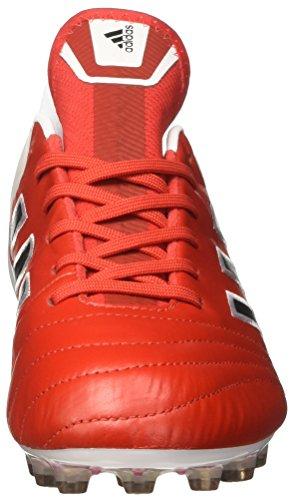 adidas Copa 17.1 Ag, Botas de Fútbol para Hombre, Rojo (Rosso Rojo/Negbas/Ftwbla), 44 EU