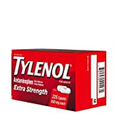 Tylenol Extra Strength Caplets with 500 mg