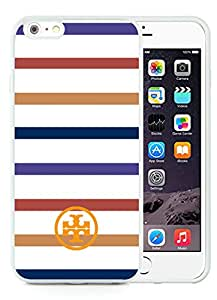 Unique iPhone 6 Plus 5.5 Inch TPU Case ,Hot Sale And Popular Designed Case With Tory Burch 06 White iPhone 6 Plus Cover Phone Case