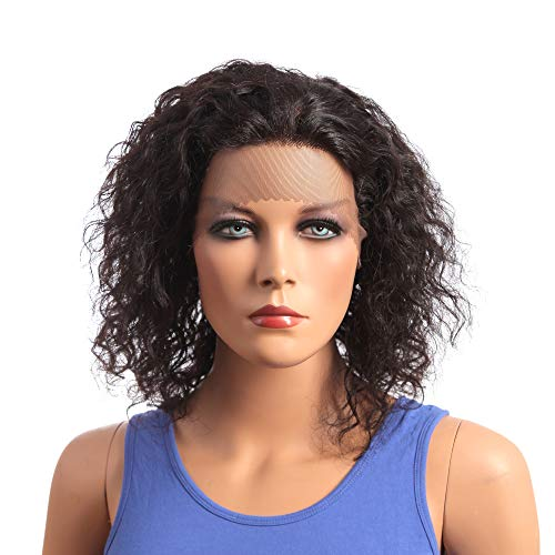 NFACE Human Hair Front Lace Wigs for Black