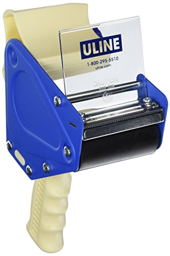 New Uline H-596 Packing Tape Dispenser Gun 3-Inch Side Load