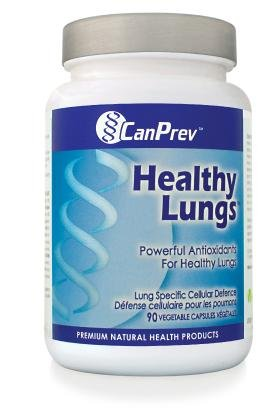 Healthy Lungs  Formerly Smokers Pro Formula   60 Vegecaps  Brand  Canprev