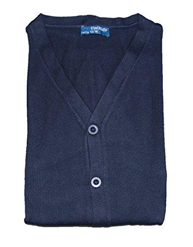 41nHHWW3eRL Chaqueta azul uniforme escolar Ideal para el uniforme de colegio 100% Algodón