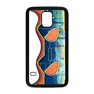 Abstract artistic cartoon design Cell Phone Case for Samsung Galaxy S5