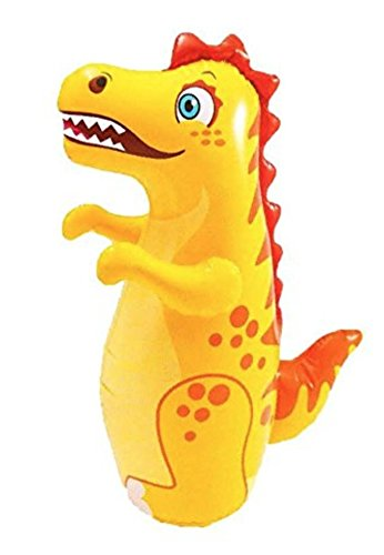 38'' Intex 3D Inflatable Dinasour Bop Bag/Punching Bag by GoodyPlus