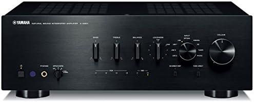 Yamaha Integrated Amplifier Black Yamaha A-s801b Japan Imports