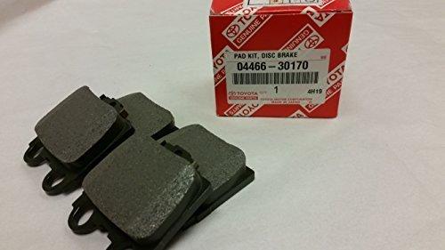 (Lexus 04466-30170, Disc Brake Pad)