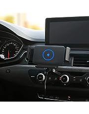 15W Auto Draadloze Oplader Auto Klemmen Snelle Telefoon Oplader Houder voor Samsung Galaxy Z Fold 3 2 iPhone 12 Pro Telefoon Autolader
