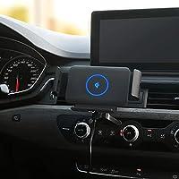 15W Auto Draadloze Oplader Auto Klemmen Snelle Telefoon Oplader Houder voor Samsung Galaxy Z Fold 3 2 iPhone 12 Pro…