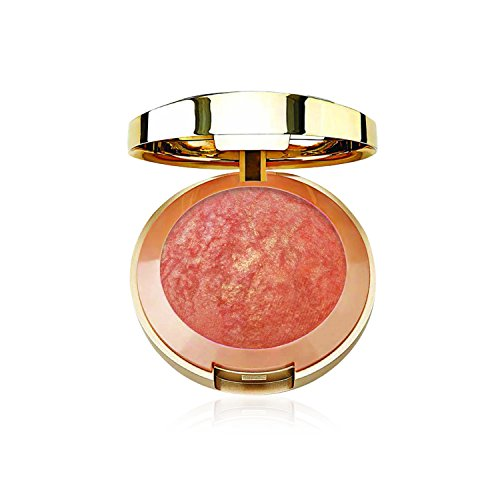 Milani Baked Blush, Bellissimo Bronze, 0.12 Ounce