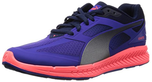 Pink Grey Fitness Puma Shoes Violet Running Women 01 Ignite 188077 Jogging xxq1fw6